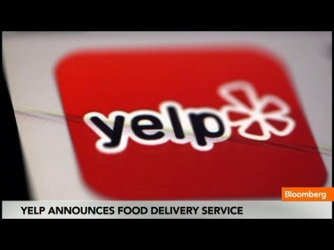 Yelp Unveils Mobile Food Delivery Service