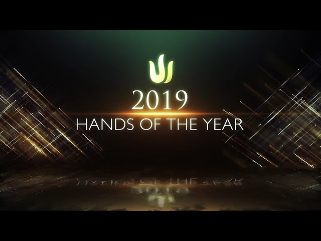 Triton Poker Hands of the Year 2019