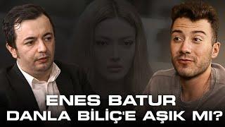 @Enes Batur  DANLA BİLİÇ'E AŞIK MI? (YALAN MAKİNESİ)