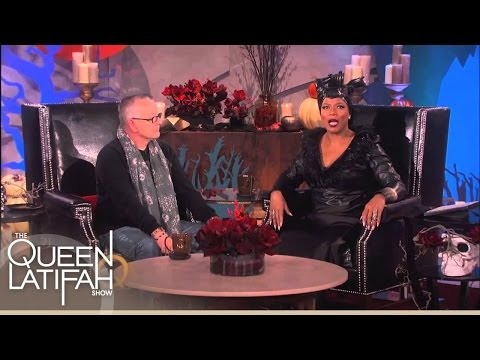 Chip Coffey Hunts For Ghosts | The Queen Latifah Show