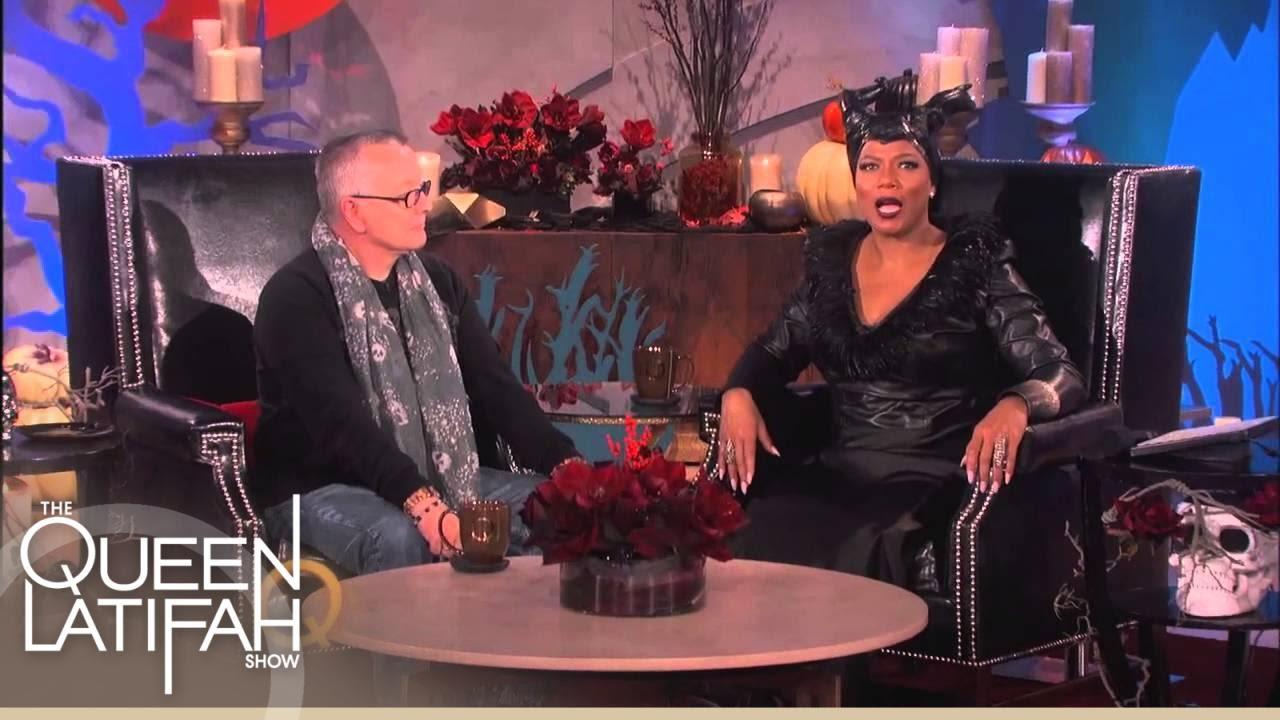 Chip Coffey Hunts For Ghosts The Queen Latifah Show Youtube