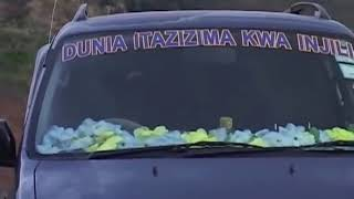 Tenzi za rohoni : Kale nilitembea by Mbarikiwa