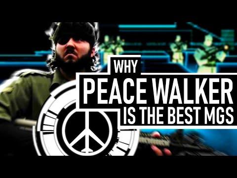 Why Peace Walker is the best MGS - LambHoot