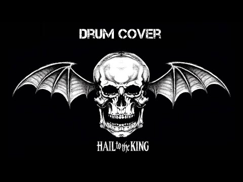 Avenged Sevenfold  Hail to the King  Drum