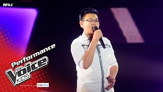 ไนท์ - อ้าว - Blind Auditions - The Voice Kids Thailand - 21 May 2017