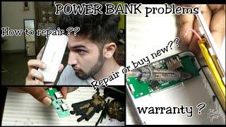 Power bank  Repair@Ritchie street   Chennai