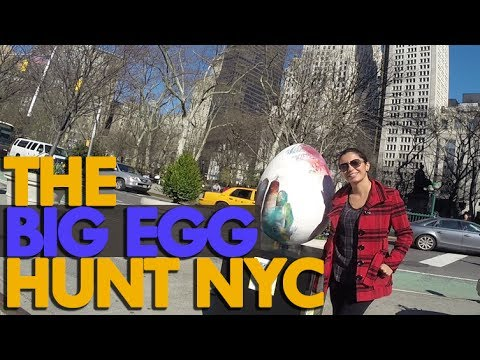 The Big Egg Hunt New York
