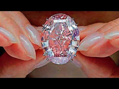 'Pink Star' diamond sells for record $71.2 million in Hong Kong