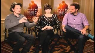 'Like Crazy' interviews with Anton Yelchin, Felicity Jones & Drake Doremus