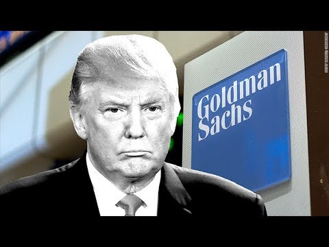 Donald Trump EXPOSED: SWAMPY Cabinet of Goldman Sachs Bankers and Multi-Millionaires & Billionaires!