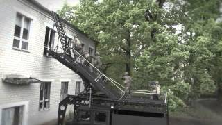 STOOF International armoured SWAT truck