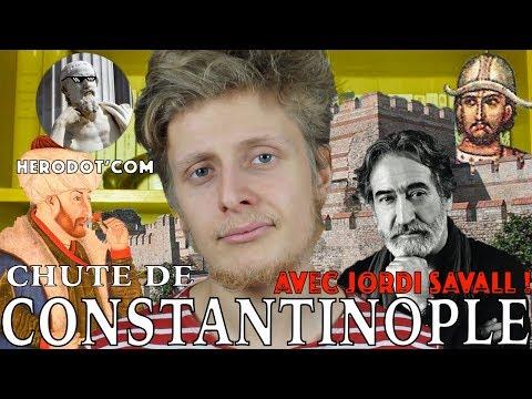 Herodot'com - La Chute de Constantinople (1453) - ft Jordi Savall, Hesperion XXI & Alia Vox