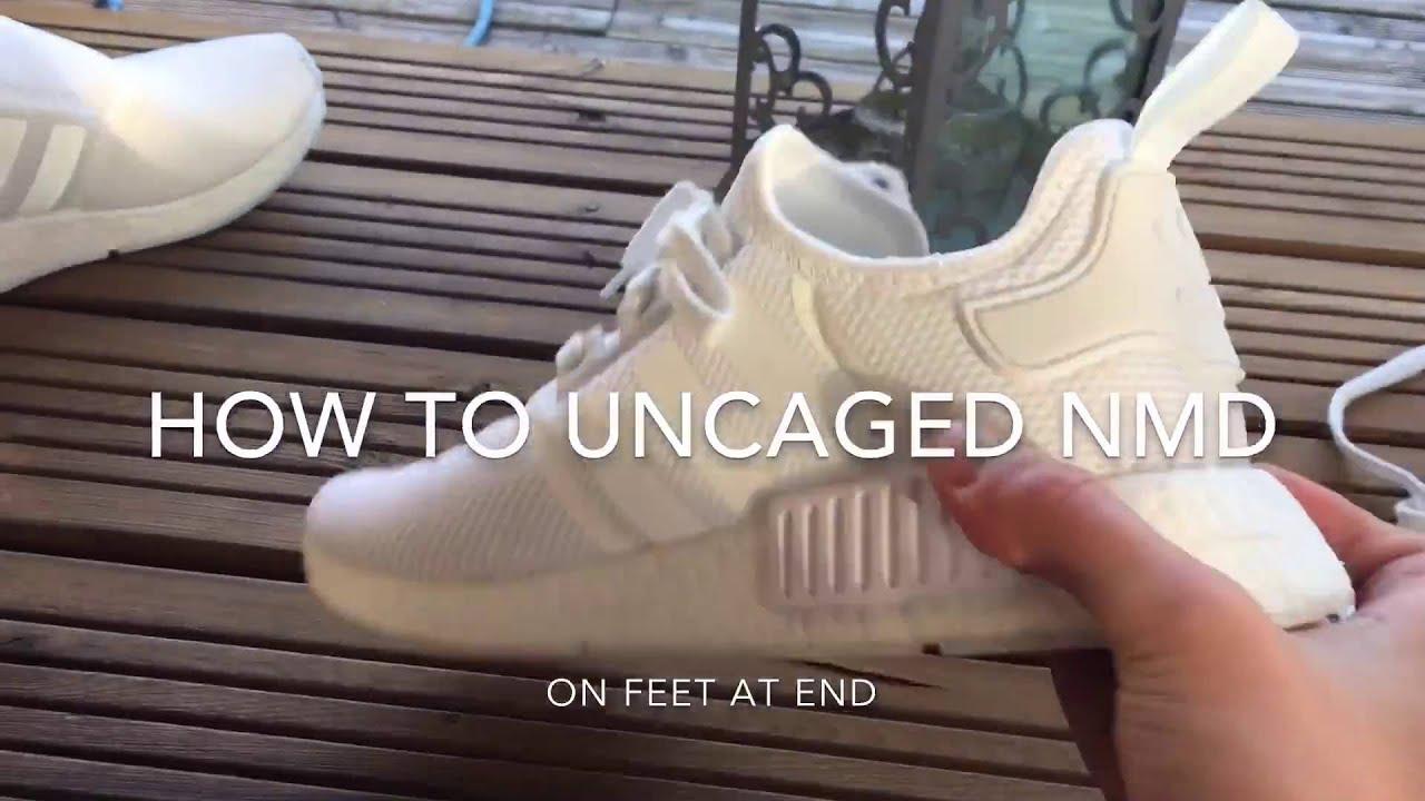 Adidas Nmd Xr1 Uncaged