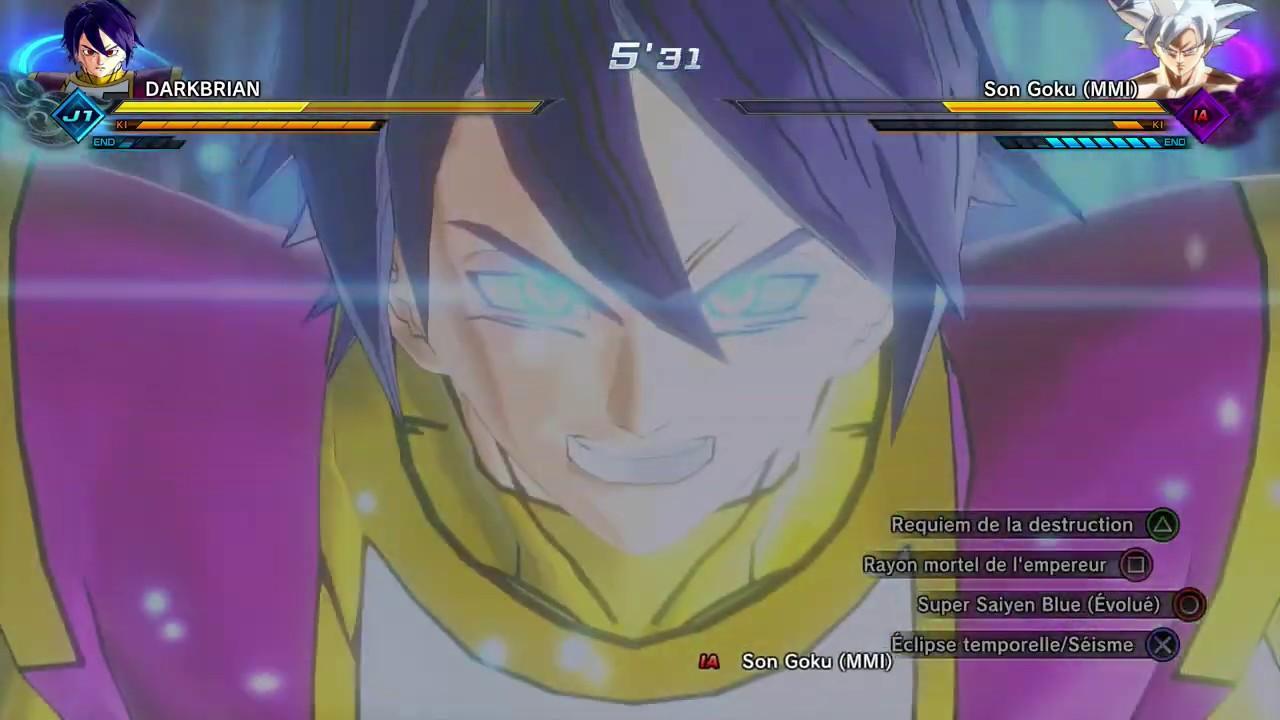 Dragon ball Z Super battle Power Level 31