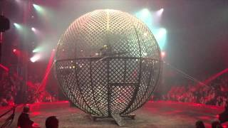 Le cirque Arlette Gruss fête ses 30 ans  « Ecris l'histoire ! »