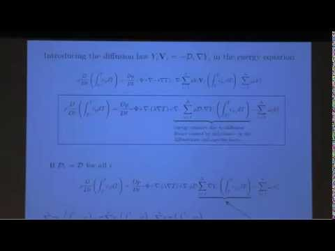 CEFRC Combustion Theory Day 1 Part 2