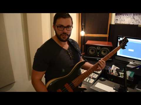 MesaBoogie Subway Bass DI Preamp - Demo and Sound Clips