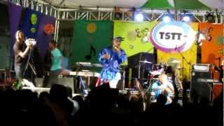 TSTT Calypso show 2013 Super Blue Part 2