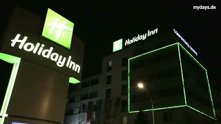 Städtetrip nach Berlin(Entdecke eine neue Stadt: http://www.mydays.de/geschenkideen/staedtereisen Dann wird das 4-Sterne- Hotel Holiday Inn Berlin Airport Conference Center ..., 2015-01-28T10:44:07.000Z)