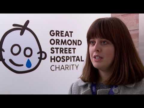 Arriva London Payroll Givers visit GOSH