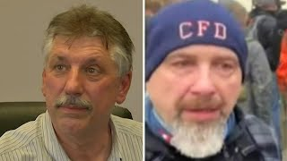 Retired Chicago firefighter wrongly accused of attacking officer in Capitol riots