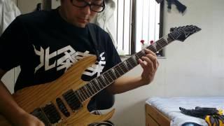 Decapitated - Homo Sum (guitar cover)