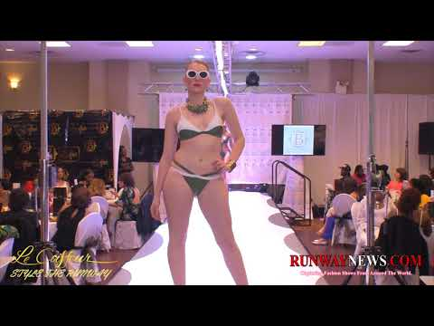 Style The Runway 2018 - ELEGANCE By Wendy Issac - St. Kitts