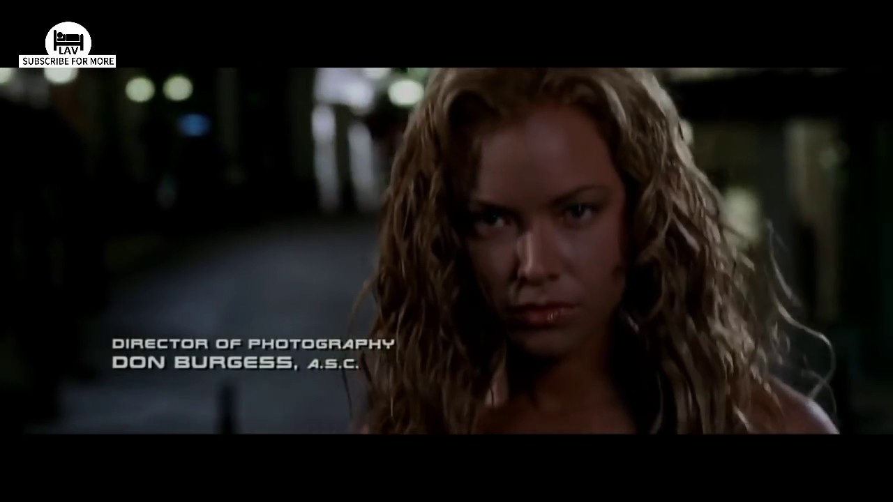 Kristanna Loken Arrival Scene Terminator 3 - YouTube
