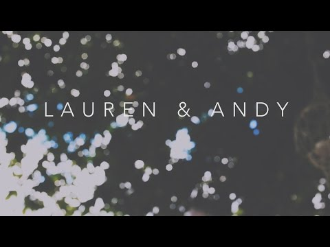 Lauren & Andy || A Cheshire Wedding || Jellyfish Video Productions