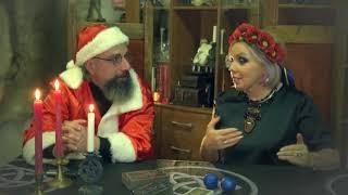 Экстрасенсы Дмитрий Дульский и Илона Калдре Новогоднее предсказание для Украины
