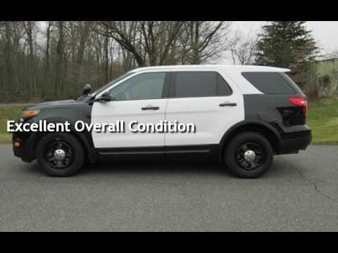 2014 Ford Explorer Police Interceptor for sale in East Windsor, NJ