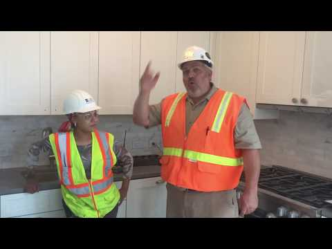 Looking for a job in construction ? Part 2 . Young people watch this video. OSHA 10 .