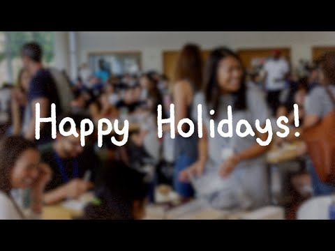 Happy Holidays from The Fuqua School of Business
