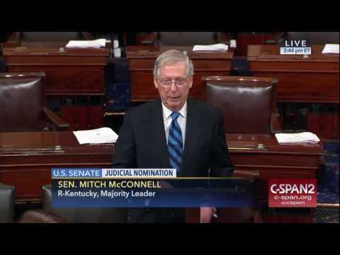 Senate Democrats Continue To Obstruct