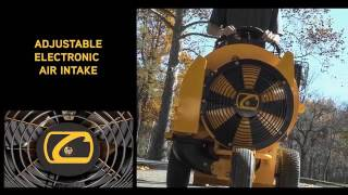 Coming Soon- The New Commercial Blower | Cub Cadet Professional Blowers