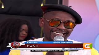 P-Unit in the house #10Over10