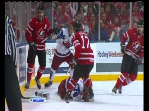 CANADA RUSSIA FINAL