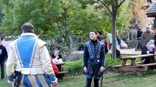 PARF 2012- Lord Wriothesley gets a surprise