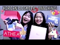 KOREAN COSMETICS UNBOXING ALTHEA / INDONESIA | Michelle Joanna
