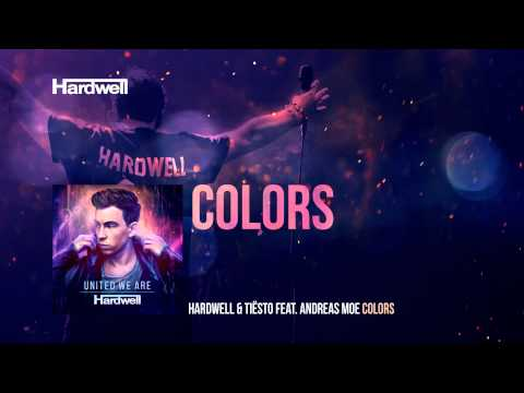 Hardwell & Tiësto feat. Andreas Moe - Colors (Preview)