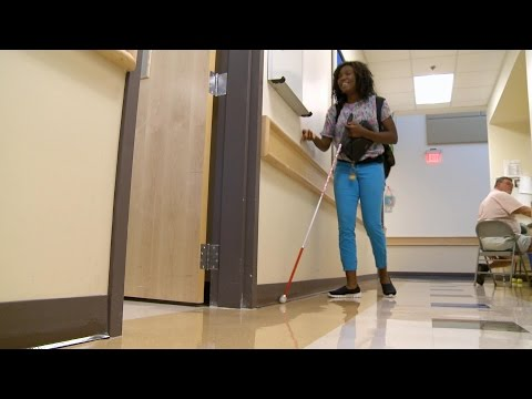 School Helps Visually Impaired Students Reach New Horizons