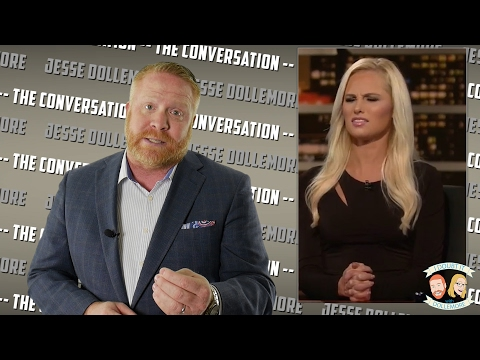 Thumbnail: Take Down of Tomi Lahren on Real Time with Bill Maher - #TheConversation