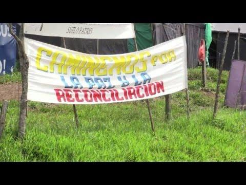 La guerrilla FARC dice adiós a las armas en Colombia