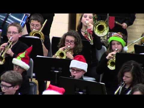 Custer Baker Intermediate School 2014 Holiday Concert