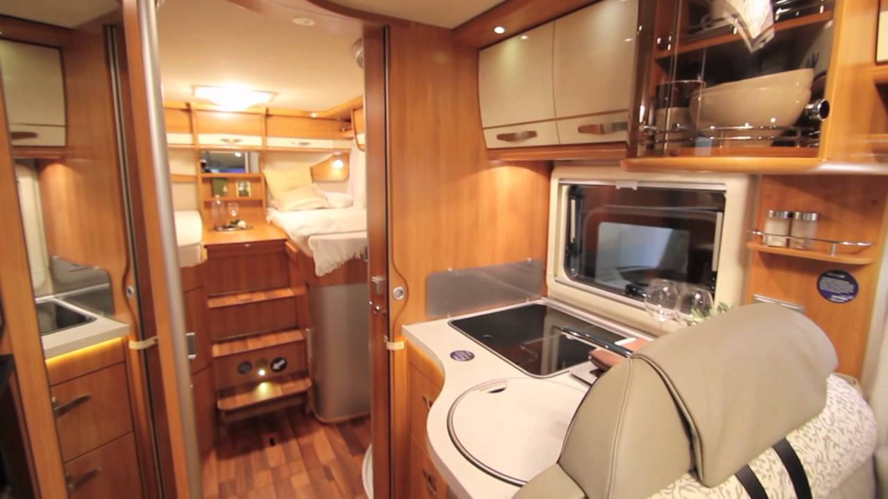 4X4 Van For Sale >> Hymer B680 Starline - 2013 - YouTube