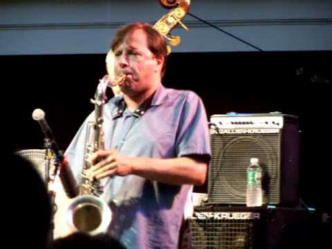 Chris Potter Live with Dave Holland Quintet
