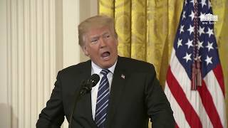President Trump Delivers Remarks at the Prison Reform Summit