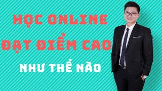 Luyện thi ĐH _ Học Online đạt điểm cao như thế nào _ Thầy Trần Đức Hocmai.vn