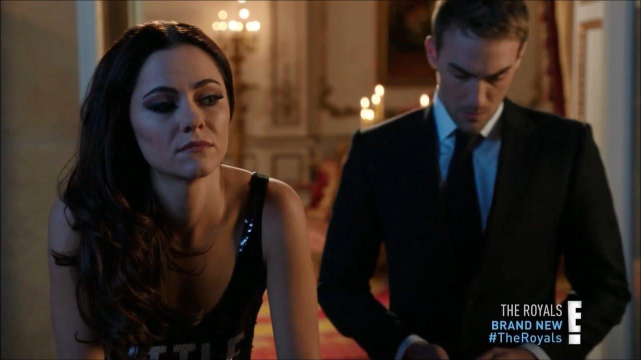 Download HD Jasper and Eleanor part 19 - The Royals 2x09