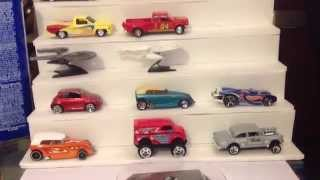 Hot Wheels Display : Cheap And Easy Quick Look